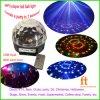 Indicatore luminoso del randello della barra del partito della discoteca di colore LED di RGB del giocatore MP3 2 anni di garanzia