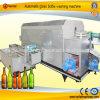 高品質の洗浄ガラスビンの機械装置