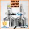 Più alte lampadine del faro dell'automobile H7 LED di lumen 38W 3500lm