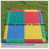 Pavimentação de bloqueio plástica suspendida modular Multi-Functional dos esportes