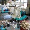 Hoog - de Machine van de Briket van de Biomassa van de dichtheid
