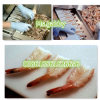 Peladora del camarón/máquina de desvenamiento del camarón