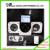 Mobile Phone iPod MP3 MP4 (EP-S7019)를 위한 휴대용 Mini Foldable Speaker