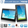HDMI (PTA724A)를 가진 7 인치 ATM7021 Dual Core Android 4.4 Low Cost Tablet