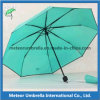 3 Promotion plegable Gift Sun y Rain Umbrella Parasol