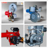 Tipo automático de la ignición natural o Keresene y hornilla del biogás