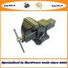 5  /125mmの金敷が付いているQuick-Releaseベンチ万力の旋回装置ベース