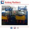 Große Plattengröße Vacuum Rubber Vulcanizer mit hoher Qualität