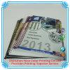 Servizio di stampa a buon mercato profilatura a spirale dei taccuini degli opuscoli di stampa del taccuino