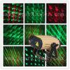 디스코 Stage Red와 Green Mini Party Laser Light