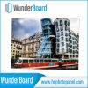 Wunderboard HDのアルミニウム写真のパネルのための差込式デザイン金属の写真フレーム