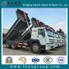 HOWO 371HP 6X4 팁 주는 사람 트럭 판매를 위한 좋은 가격 트럭