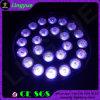 紫外線DMXの段階のディスコの同価64 LED 24は防水する