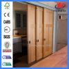 Chapa de madera Puerta de madera interior moldeado