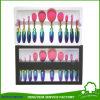 Escovas da composição do unicórnio da amostra livre da escova da composição da cor do arco-íris