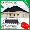 Tuile de toit à la maison de matériaux de construction de décoration/tuile de toit en pierre en métal de puce