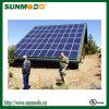 傾きの屋根のホームのための太陽土台システム