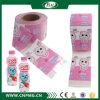 Étiquette de bonne qualité de chemise de rétrécissement de PVC dans la taille différente