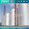 Silo de folha de aço galvanizado para armazenamento de milho 2000t