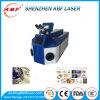 Soldador del laser de la joyería del punto del OEM del precio de fábrica