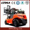 Capacidad grande carretilla elevadora de la gasolina del LPG de 5 toneladas para la venta