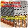 Liquides injectables de finition à base d'huile de Winny Winstrol 50 avec la qualité