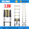 3.8m de Telescopische Ladder van het Aluminium voor En131