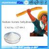 Numéro anhydre de l'acétate CAS de sodium d'additif alimentaire de grande pureté : 127-09-3