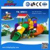 Cour de jeu extérieure de série de dessin animé de matériel de parc d'attractions de Kidsplayplay à vendre