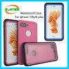 iPhone 7/6s/6를 위한 Ultrathin 방수 3 증거 기갑 전화 상자 플러스