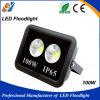 高品質IP65は100W穂軸LEDの洪水ライトを防水する
