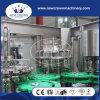 Alta calidad Monoblock 3 de China en 1 máquina de rellenar automática del zumo de fruta (botella de cristal con el casquillo de aluminio)