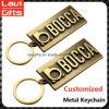 Het in het groot Metaal Van uitstekende kwaliteit Keychain van de Douane