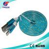 Cable colorido elegante del USB para el cable del iPhone 6