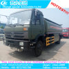 caminhão Diesel do transporte do verde 4X2 do exército do petroleiro do combustível 16000liters