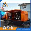 Línea concreta vendedora caliente bomba del material de construcción para la venta Reino Unido