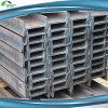 Fabricación de material de acero galvanizado, tubo de acero cuadrado/tubos/recocido galvanizado/negro de la sección hueco
