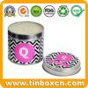 Kundenspezifisches Zinn-Kasten-verpackenduft-Öl-Kerze-Zinn für Arbeitsweg