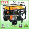 6500 vatios de Copper 100% Electric Startgasoline Generator (Powered de Honda Engine)