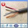 4 сердечника омедняют кабель резины проводника