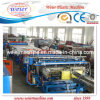 PP/PE/PC Hollow Sheet Extrusion Machine (SJ-120/33, Breite: 2100mm)