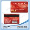 Cartão de /Membership da listra magnética do PVC da alta qualidade de China
