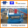 金属の屋根のパネルのための機械を形作るロール