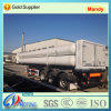 반 세 배 차축 40ft CNG 관 콘테이너 트럭 트레일러