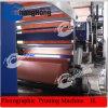 Machine à imprimer 6 sacs en tissu non tissé couleur