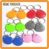 IDENTIFICATION RF Key Chain d'ABS colorée 125kHz