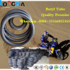 ベストセラーの天然ゴムのオートバイの内部管(3.00-18)