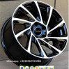 Roue noire d'alliage du véhicule 5*120 pour des RIM de roue de reproduction de BMW