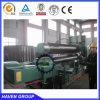 máquina de rolamento hidráulica dedobra W11S-8X4000 da folha de metal