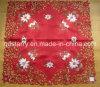 Doek 938 van de Lijst van de Rode Kleur van het Borduurwerk van de Kaars van Kerstmis